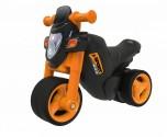 Odrážedlo Motorka BIKE SPORT BIG oranžová