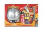 Hasičská dětská výzbroj s helmou KLEIN 8928