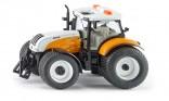SIKU 3286 Traktor STEYER CVT 6240 komunální oranžový 1:32