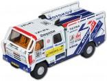 Auto TATRA 815 Rallye
