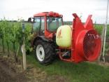 Rosič nesený AGROMEHANIKA AGP 440 + DEFLECTOR 10/2 130 cm