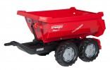 Rolly Toys Návěs traktorový sklápěcí KRAMPE za šlapací traktory