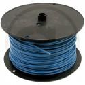 Kabel 1 pramenný PVC 1 CMSM modrý