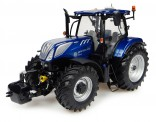 UNIVERSAL HOBBIES UH 4976 Traktor NEW HOLLAND T7.255 Blue Power 1:32