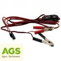 Kabel pro čerpadla elektrická EVERFLO 12V