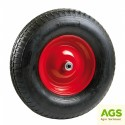 Kolo pojezdové s pneu 3.00 x 4/4 nosnost 200 kg