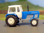 BUSCH 8702 Traktor FORTSCHRITT ZT 300 E modrý 1:120