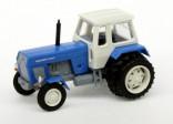 BUSCH 8706 Traktor FORTSCHRITT ZT 300 D modrý s dvojmontáží 1:120