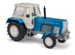 BUSCH 42842 Traktor FORTSCHRITT ZT 300 D modrý 1:87
