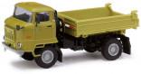 BUSCH 95508 Nákladní auto IFA L60 3SK khaki s korbou 1:87