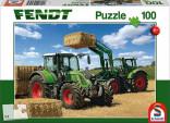 Schmidt Puzzle Traktory FENDT 716 VARIO 100 dílků