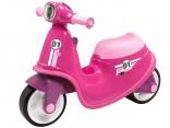 Odrážedlo Motorka SCOOTER CLASSIC růžový BIG