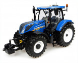 UNIVERSAL HOBBIES UH 4893 Traktor NEW HOLLAND T7.255 1:32