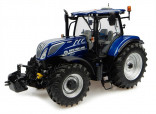 UNIVERSAL HOBBIES UH 4900 Traktor NEW HOLLAND T7.255 Blue Power 1:32