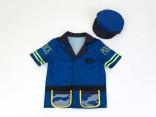 Dětská policejní uniforma KLEIN 8803