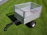 Nástavba vozíku VARES TRVMS, TDKS
