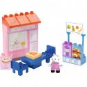 PlayBig BLOXX Peppa Pig cukrárna