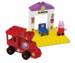 PlayBig BLOXX Peppa Pig nádraží zastávka