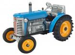 Traktor ZETOR modrý KOVAP 0381
