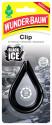 WUNDER-BAUM CLIP BLACK ICE Osvěžovač a vůně