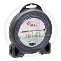 Žací struna NYLON-COPOLYMER ENDURANCE-CUT 4,0 mm 98 m s křížovým profilem