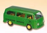 Auto VW mikrobus servisní JOHN DEERE zelený KOVAP 0636