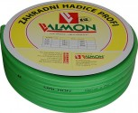 """VALMON PVC PROFI hadice zahradní 1 """" zelená návin 50 m"""