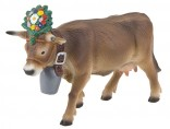 Kráva alpská DARINA figurka BULLYLAND 62615