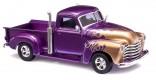 BUSCH 48203 Auto CHEVROLET PICK-UP fialová metalíza 1:87