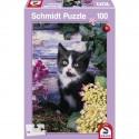 Schmidt Puzzle Koťátko 100 dílků