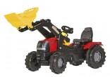 Traktor šlapací CASE PUMA CVX 225 s šelním nakladačem ROLLY TOYS