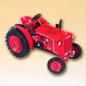 Traktor DEUTZ FAHR F 22 červený KOVAP 0344