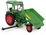 UNIVERSAL HOBBIES UH 4057 Traktor FENDT 231 GT s boční lištou 1:32