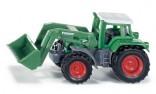 SIKU 1039 Traktor FENDT s čelním nakladačem 1:87