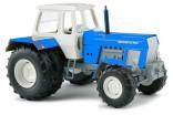 BUSCH 42820 Traktor FORTSCHRITT ZT 305 A modrý s dvojmontáží 1:87
