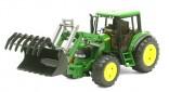 Traktor JOHN DEERE 6920 s čelním nakladačem BRUDER 02052