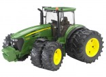 Traktor JOHN DEERE 7930 s dvojmontáží BRUDER 03052