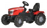 Traktor šlapací MASSEY FERGUSON 8650 ROLLY TOYS