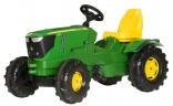 Traktor šlapací JOHN DEERE 6210 R ROLLY TOYS