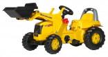 Rolly Toys Traktor šlapací NEW HOLLAND W190C s čelním nakladačem