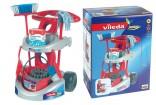 Úklidový dětský vozík s příslušenstvím VILEDA KLEIN 6721