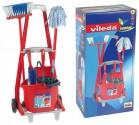 Úklidový dětský vozík s příslušenstvím VILEDA KLEIN 6703