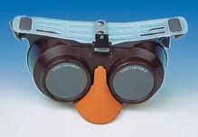 Ochranné brýle OKULA B B39 SVAR 5 šedé