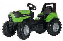 Traktor šlapací DEUTZ AGROTRON 7250 TTV ROLLY TOYS
