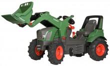 Traktor šlapací FENDT VARIO 939 s čelním nakladačem ROLLY TOYS