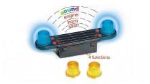 Světelný a zvukový modul na modely BRUDER 02801