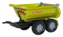 Návěs traktorový sklápěcí FLIEGL za šlapací traktory ROLLY TOYS