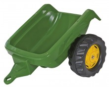 Návěs ROLLY za šlapací traktory ROLLY TOYS zelený