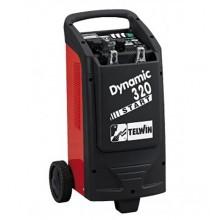 Nabíječka TELWIN DYNAMIC 320 startovací vozík