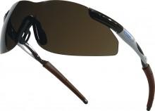 Ochranné brýle THUNDER BRONZ hnědé